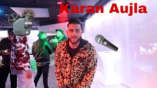 Music video shoot with Karan Aujla (Behind the scenes)