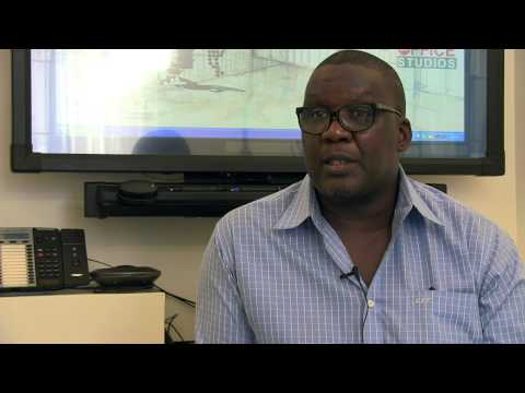 Daniel Taylor on the African & Caribbean Business Expo