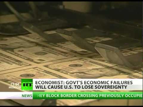 Max Keiser: America losing sovereignty