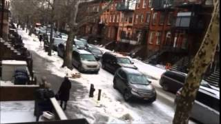 Vehicles Refuse To Yield To Williamsburg Hatzolah Amb Despite Empty Parking Spots