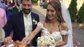 Свадьба которую ждали 13 лет !))🍾🍾🍾