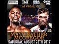 LIVE BATTLE! La Pelea Del Milenio - Floyd Mayweather vs Conor McGregor!