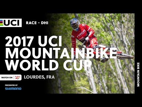 2017 UCI Mountain bike World Cup presented by Shimano - Lourdes (FRA)