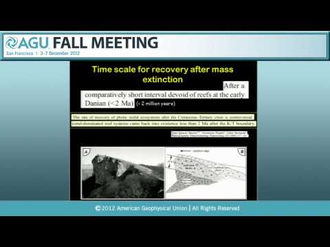 Fall Meeting 2012: Special Lecture In Ocean Acidification