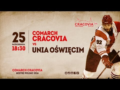 Comarch Cracovia -  KS Unia Oświęcim (25.10.2016)