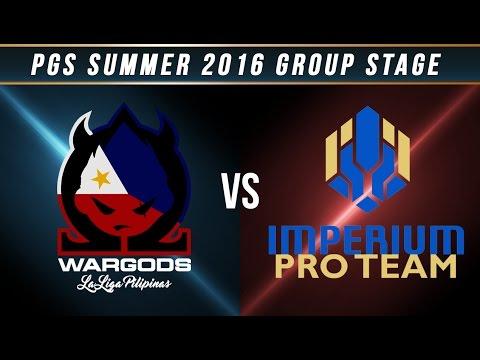 PGS 2016 Summer Split - W1 Day 1 - LLP vs IPT