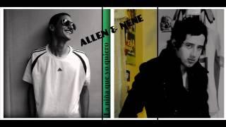 Allen&Nene-La niña que yo quiero Promo Marcell Record's