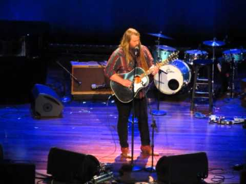 "Chris Stapleton at CRS 2016- ""Either Way"""