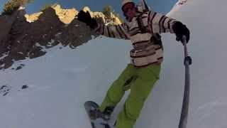 ski jackson cache peak the gash Thumbnail