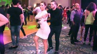 Michelle Morales Social Salsa Dancing @ HSC!