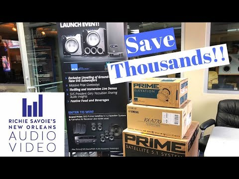 $1000 Home Theater Sounds Amazing?!
