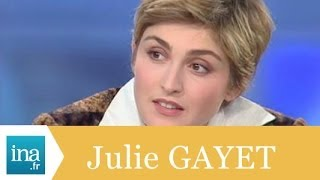 "Julie Gayet ""Pourquoi pas moi ?"" - Archive INA"