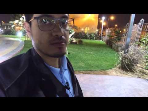 جولة في حديقة المعالم في الرياض ( فلوق ) landmarks park in riyadh ,vlog