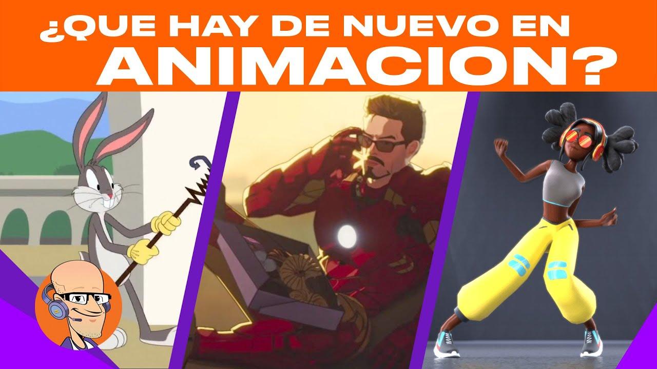 Novedades de Animación 3D, 2D, Dibujo | Agosto 2021