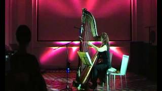John Cage, Postcard from Heaven (last version 2012). Lucia Bova, harp