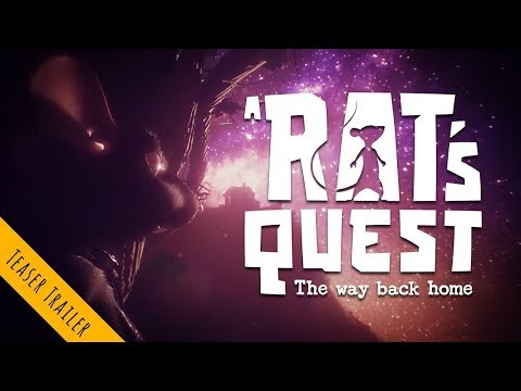 A Rat's Quest: The Way Back Home - Teaser Trailer