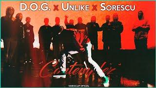 Sorescu x D.O.G. x UNLIKE - Contemplez (Videoclip oficial) [Mixtape Iasitex]