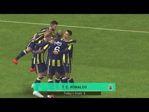 Pes 2018 Pro Evolution Soccer Android Gameplay #40