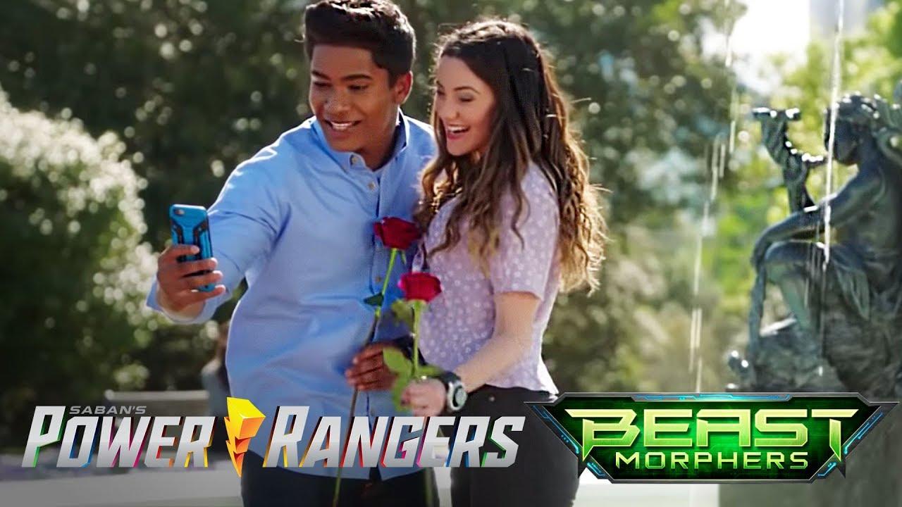 Power Rangers Beast Morphers - Ravi and Roxy's Valentine's ...