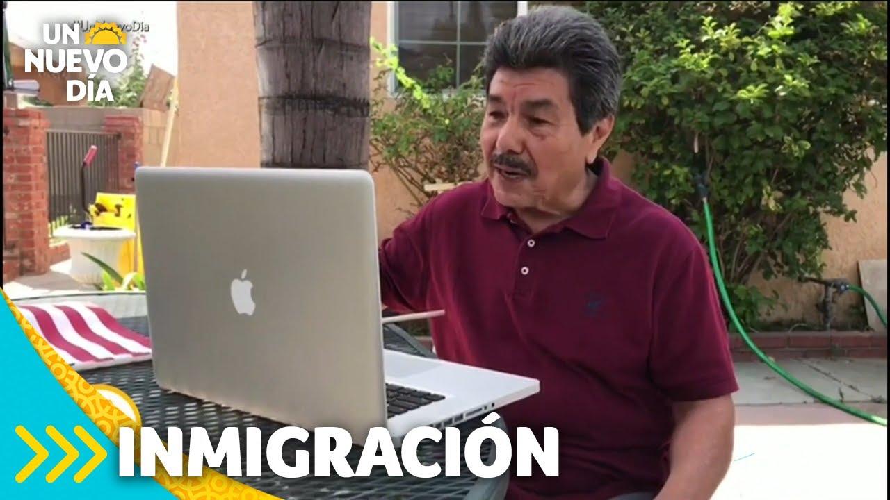 Mexicano no sabía que podía ser ciudadano de EE. UU.   Un Nuevo Día   Telemundo