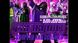 Lil Jon Ft. Usher & Ludacris Lovers & Friends Chopped and Screwed