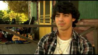 Road To Camp Rock 2  The Final Jam #6 - Joe Jonas | Official Disney Channel UK