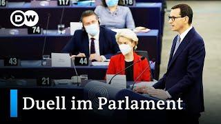 Streit zwischen Polen und der EU | DW Nachrichten