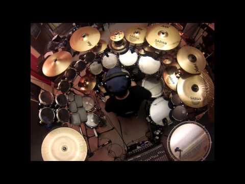 Metropolis Part 1 Drum Cover (David Harder)
