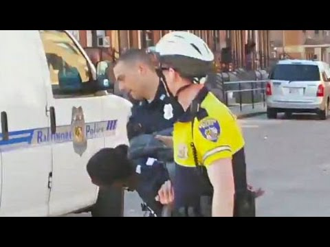 Officers Give Contradictory Testimony of Freddie Gray's Behavior During Cross Examination