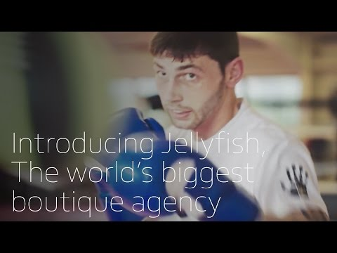 Introducing Jellyfish - The world's biggest boutique agency