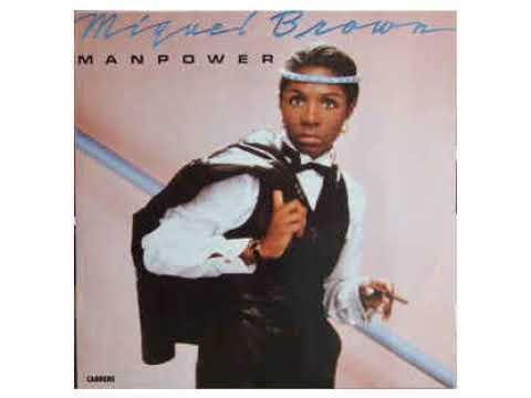 Miquel Brown manpower extended mix