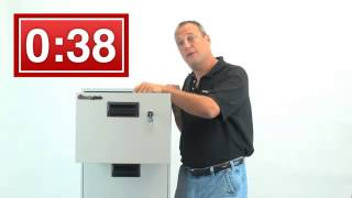 SentrySafe Water Resistant Fire Filing Cabinet