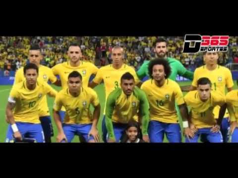 Brasil, primer clasificado a Rusia 2018 / Deportes 365