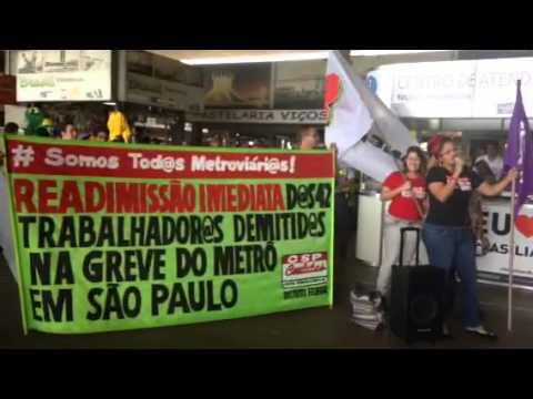Manifestation a Brasilia #7