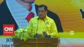 """Nurdin Halid: """"Saya Tak Khawatir dengan Rekam Jejak Kasus Korupsi"""""""