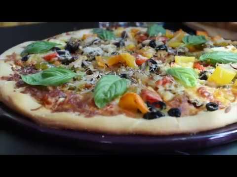 صورة  طريقة عمل البيتزا طريقة عمل البيتزا - الشيف أسامة السيد طريقة عمل البيتزا من يوتيوب
