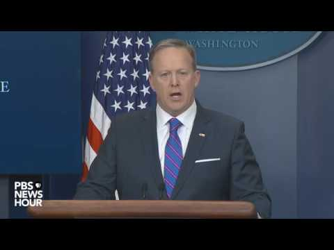 White House: Trump - Buhari Call Confirmed in Press Briefing: 10:00... By Spicer: 14 February 2017