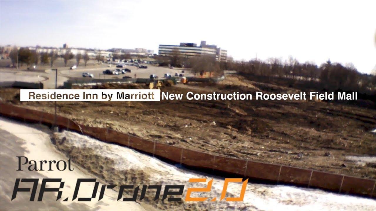 New Construction Drone Video | Roosevelt Field Mall, Garden City, NY ...