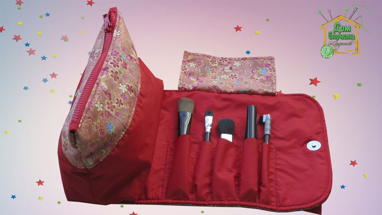 We make organizer for needlework by our own hands: master class