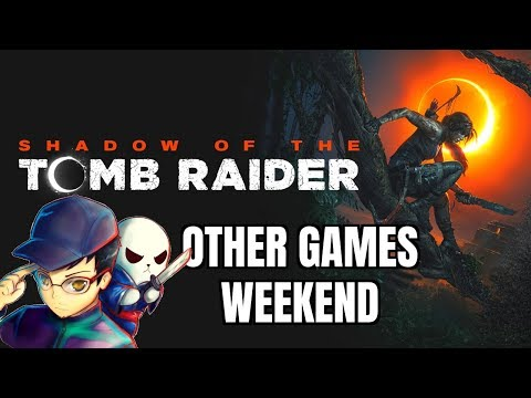 Part2 🔴 SHADOW OF THE TOMB RAIDER  | Shinmen Takezo Live | Other Games Weekend
