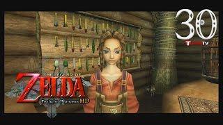 Zelda Twilight Princess HD Let's Play #30: Paradis du pêcheur