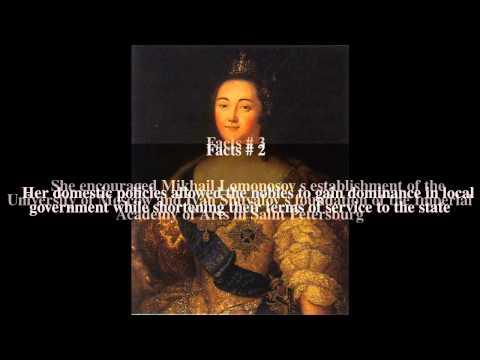 Elizabeth of Russia Top # 5 Facts