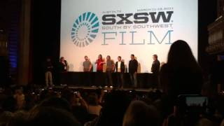 Foo Fighters - SXSW intro for Foo Fighters Back and Forth documentary