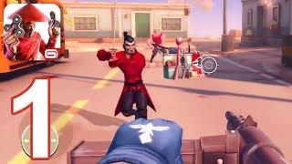 Blitz Brigade - Gameplay Walkthrough Part 1 (iOS, Android)