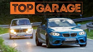 BMW 2002 Turbo vs BMW M2 | TEST | Top Garage
