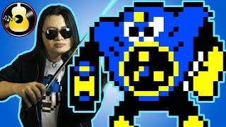 Mega Man 2 - Air Man Stage (Electric Guitar & Violin Cover/Remix)    String Player Gamer