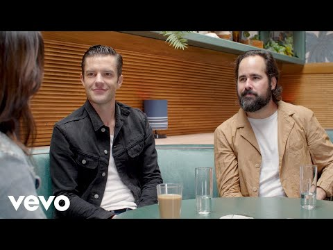 The Killers – Getting Personal (And a Little Awkward) with The Killers