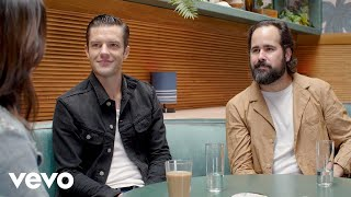 the killers getting personal and a little awkward with the killers