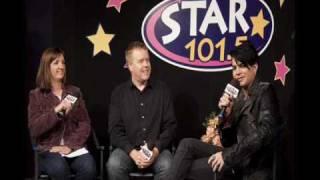 Adam Lambert STAR 101.5 Seattle interview (Part 1 of 2)