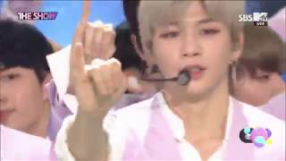 Wanna One, I.P.U. [THE SHOW 180403]